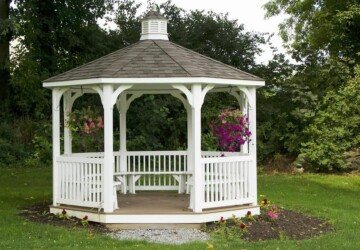 Things You Need to Know Before Building a Gazebo - home, Gazebo, garden, backyard