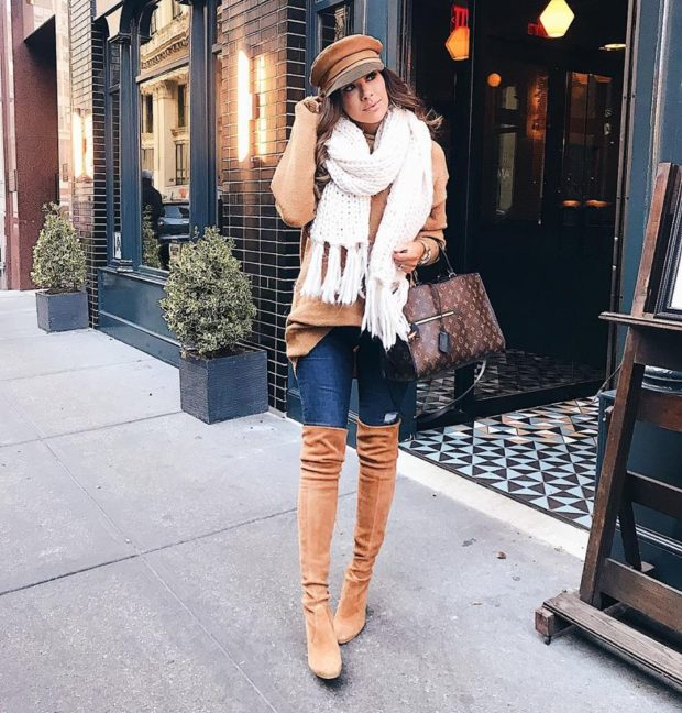 Cute Winter Outfits   18 Outfit Ideas for Cold Weather
