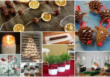14 Decorating Hacks For The Best Christmas Ever - diy Christmas hacks, diy christmas decor, Christmas hacks, Christmas Decorating Ideas