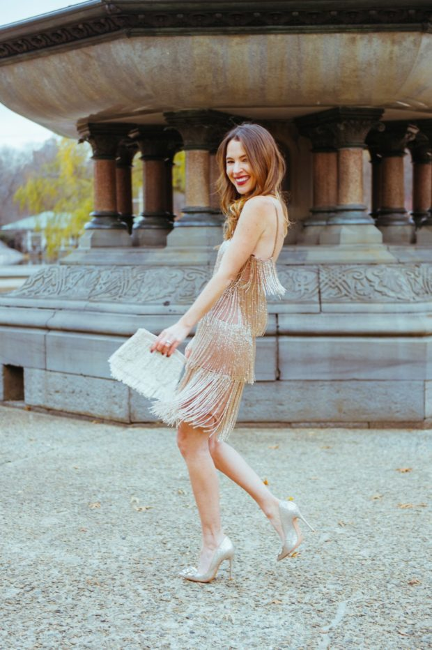 Holiday Glam: 18 Perfect Party Outfit Ideas (Part 1)