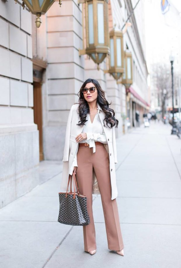 What To Wear To Work In The Winter   17 Winter Office Outfit Ideas (Part 2)