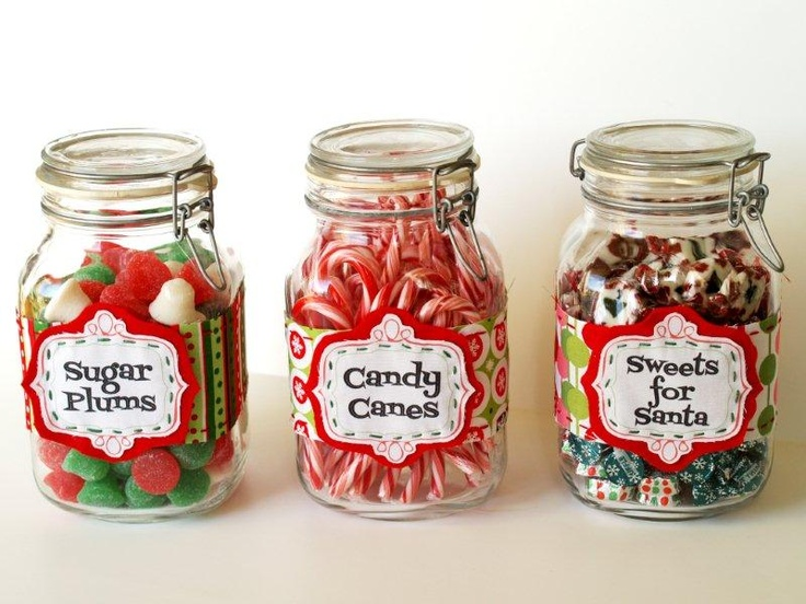 15 creative diy christmas gifts in a jar style motivation solutioingenieria Choice Image