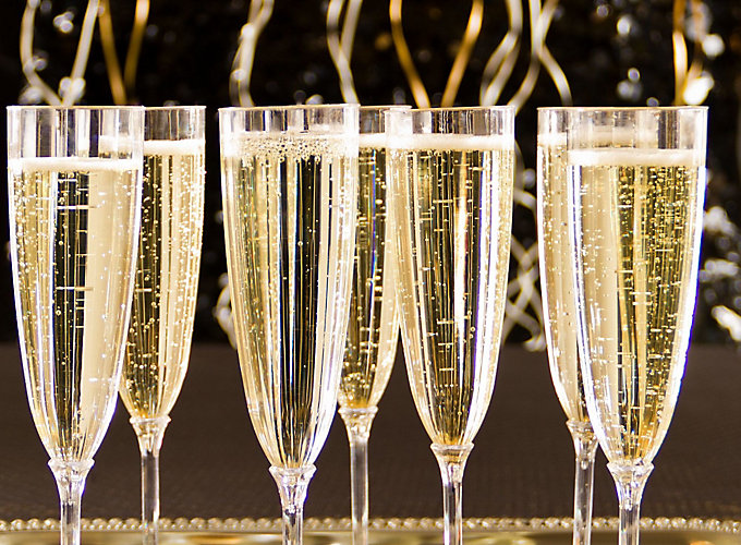 New Years Eve Cocktail Party Ideas Part - 16: 15 Fun DIY New Yearu0027s Eve Party Ideas For Food And Decorations - Style  Motivation