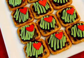 15 Grinch Christmas Treats for a Holiday Party - Grinch Christmas Treats, Christmas treats, Christmas desserts