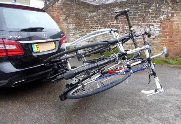 5 Tips to Attaching Your Bike Rack to a Towbar - towbar, tow hitch, car parts, bike