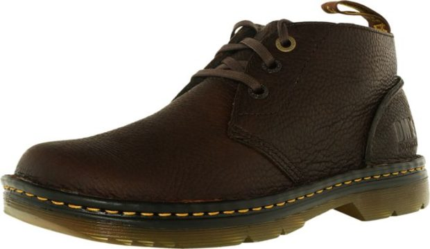 DR. Martens Men's Sussex Ankle-High Leather Boot - Shoes, men, martens, leather boot
