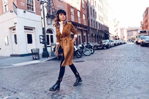How to Wear a Hat this Winter: 15 Stylish Outfit Ideas
