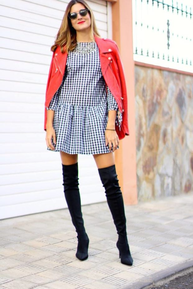 15 Outfit Ideas for a Girls Night Out When Its Cold