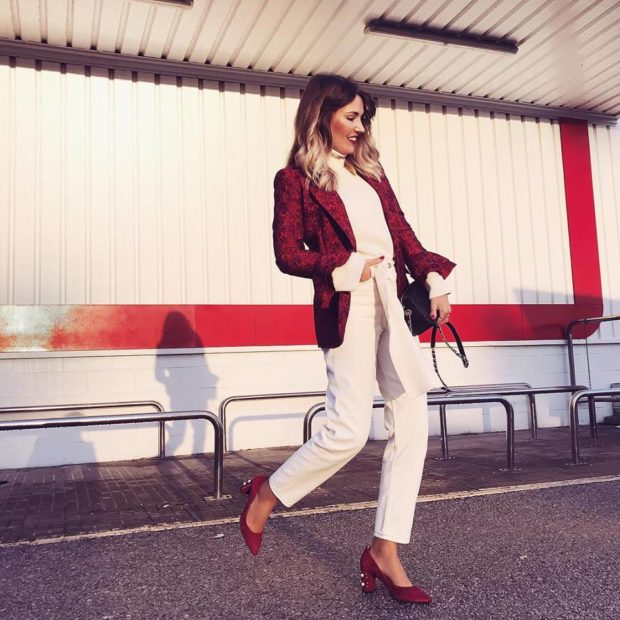 15 Outfit Ideas to Fresh Up Your Winter Work Wardrobe