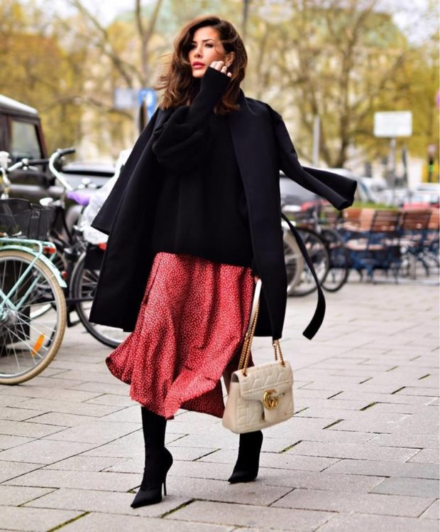 How To Wear Skirts in Winter  18 Ways to Style Skirts