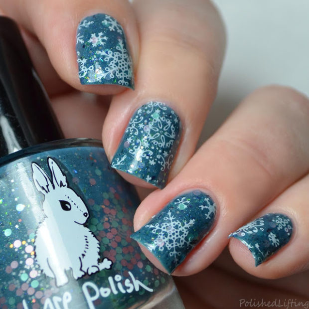 18 Sparkly Ideas for Chic Glitter Nail Art (Part 2)