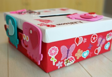 17 Adorable DIY Ideas for Valentine Boxes for Girls - Valentine Boxes for Girls, Valentine Boxes, diy Valentine Boxes, DIY Ideas for Valentine Boxes for Girls