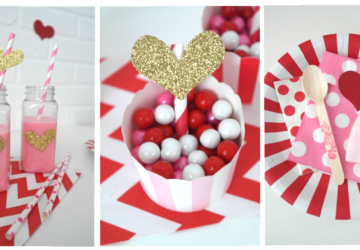 12 Romantic and Fun DIY Ideas for Valentine's Day Games - DIY Valentine's Day Games, diy Valentine's day party, diy Valentine's day ideas, diy Valentine's day, DIY Ideas for Valentine's Day Games