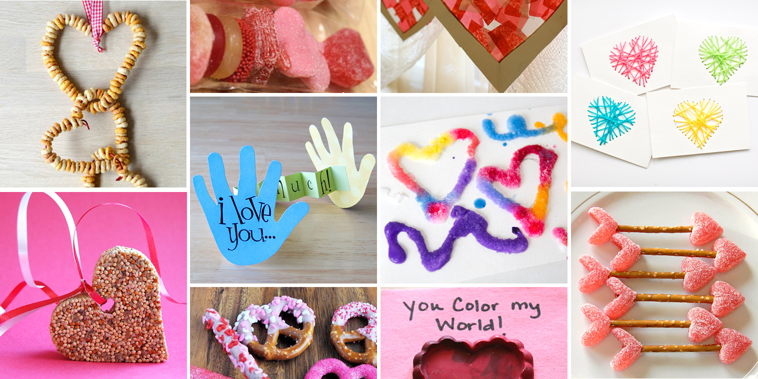 valentine crafts for kids 12 easy s day crafts for style motivation 30824