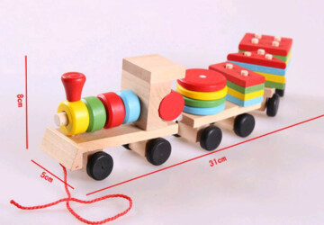 DIY Ideas: 16 Amazing Wooden Toys You Can Make for Your Kids - Wooden Toys, diy Wooden Toys, DIY Toys Ideas, DIY Cardboard Toys, DIY Baby Toys