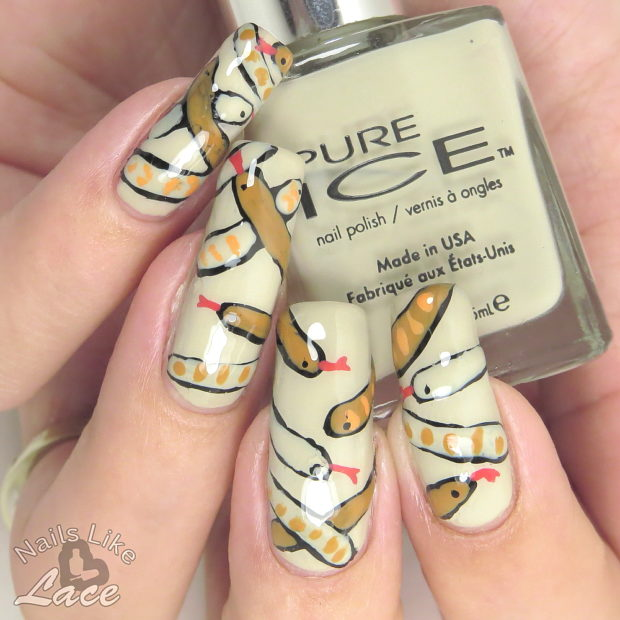 Mythical Creatures on your Nails: 17 Magical Nail Art Ideas