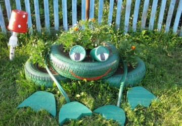 15 DIY Projects to Prepare your Garden for Spring Landscaping (Part 2) - landscaping backyard, Front Garden Landscaping, diy garden projects, DIY Garden Pallet Projects, diy garden