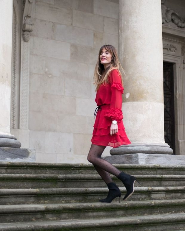 16 Ways to Wear Red   Valentines Day Outfit Ideas