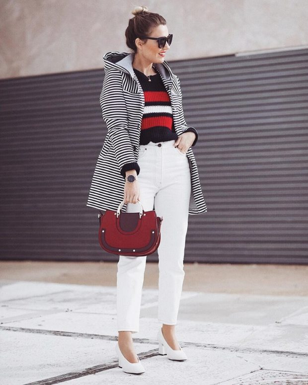 16 Bright and Colorful Outfits for Cold Winter Days