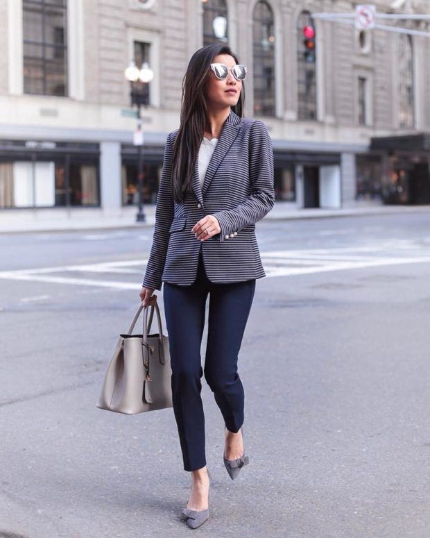 How to Transition From Winter to Spring: 16 Stylish Outfit Ideas