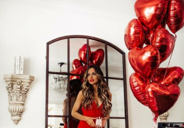 16 Ways to Wear Red - Valentine's Day Outfit Ideas - valentine's day outfit ideas, Valentine's day outfit, red outfit, red dress outfit ideas