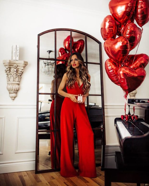 16 Ways To Wear Red Valentine S Day Outfit Ideas Style Motivation