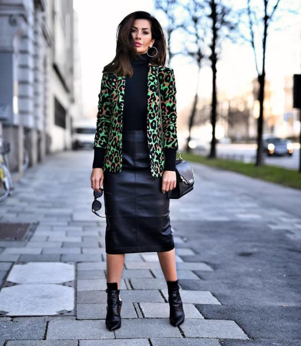 17 Stylish Ankle Boots Outfit Ideas for Last Days of Winter