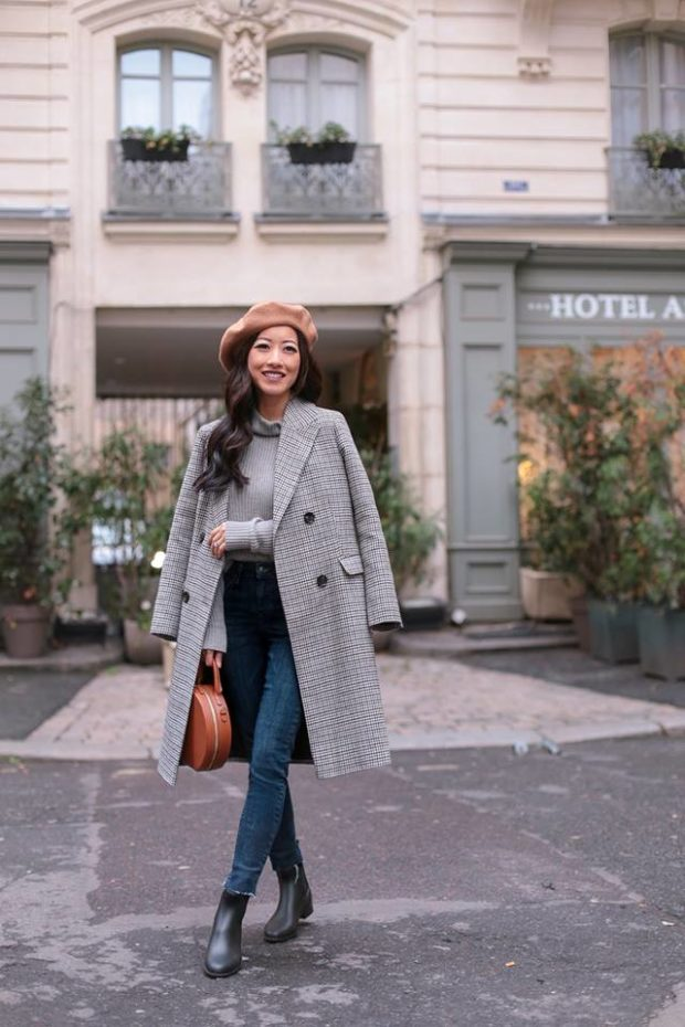 16 Sophisticated Outfit Ideas for Cold Winter Days