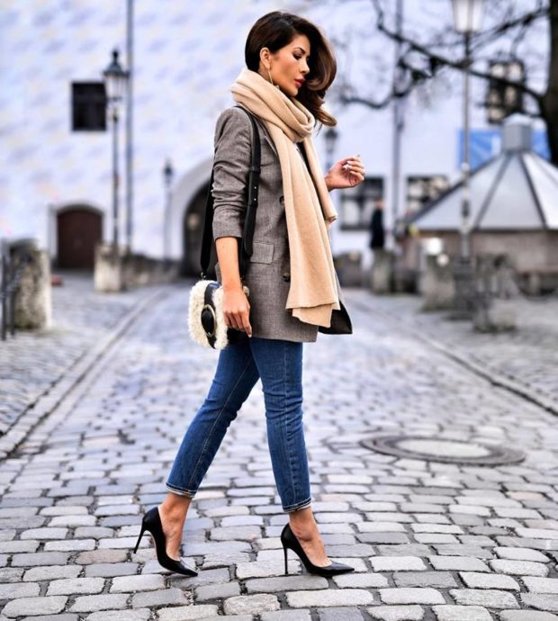 18 Chic Outfit Ideas to Rock in February