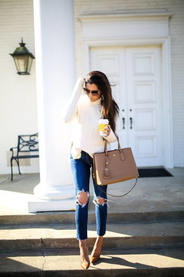 Transitioning Your Winter Wardrobe Into Spring: 20 Inspiring Outfit Ideas
