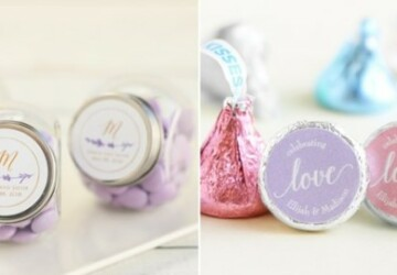 14 Unique Wedding Favor Ideas for Under $2 - Wedding Favor Ideas for Under $2, Wedding Favor, wedding decoration, DIY Wedding Favors, 18 Amazing DIY Wedding Favors Your Guests Will Love