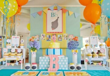 DIY Project: 15 Great Boys Birthday Party Ideas (Part 1) - DIY party favors, diy party decorations, diy Boys Birthday Party Idea, Boys Birthday Party Ideas, Boys Birthday