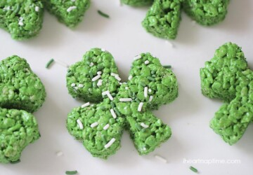 20 Creative St. Patrick's Day Green Food Recipes and Ideas - St. Patrick's Day Green Food, St. Patrick's Day Dessert Ideas, St. Patrick's Day Dessert, St. Patrick's Day Recipes, St. Patrick's Day, green, Cute and Tasty St. Patrick's Day Dessert Ideas