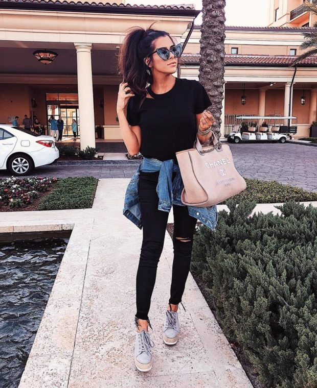 Hottest Fashion Trends for Spring: 16 Stylish Outfit Ideas to Inspire You (Part 1)
