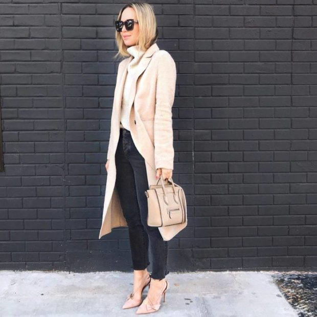 Sleek Look: 18 Minimalist Outfits to Inspire You