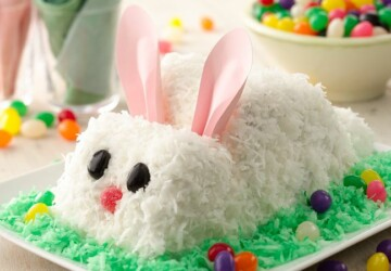 20 Easter Bunny Cake Recipes - Easter Bunny Cake Recipes, Easter Bunny Cake, Easter Bunny, cake recipes, Bunny Cake Recipes