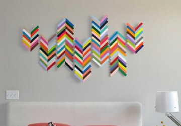14 Easy DIY Art Projects for Your Walls - DIY Wall Decoration Ideas, DIY Wall Art Ideas, diy wall art