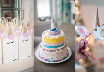 14 DIY Food and Decor Ideas To Throw The Ultimate Unicorn Party - Unicorn Party, diy Unicorn Party, DIY Unicorn Ideas, DIY Unicorn, DIY party favors, diy party decorations