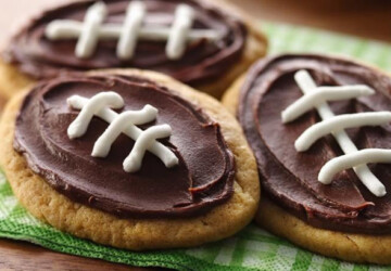 18 Creative and Tasty Game Day Desserts Kids Will Love - kids recipes, game day recipes, Game Day Desserts, game day, dessert recipes
