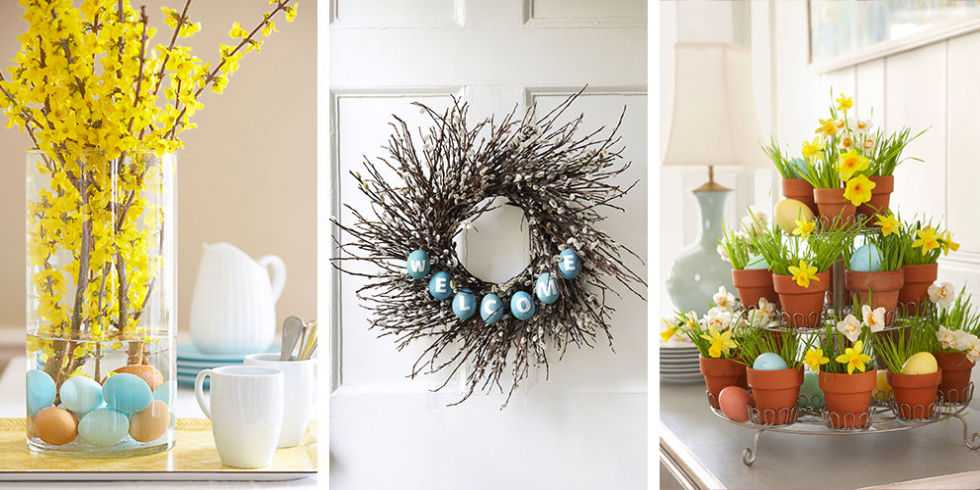 12 Cute DIY Easter Home Decor Ideas - Style Motivation