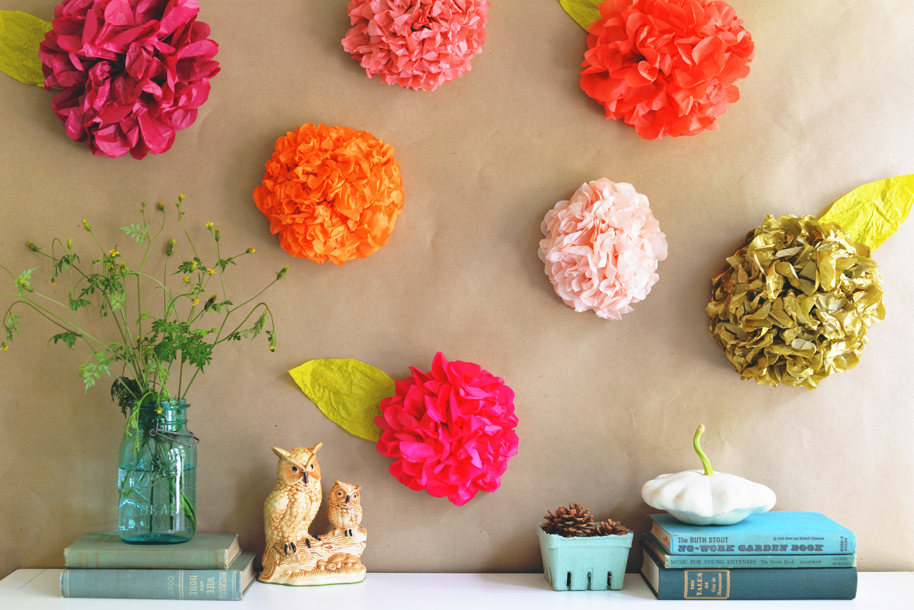 Diy Spring Home Decor 13 Easy Floral Projects Style Motivation