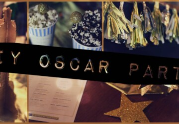 Oscars party: 17 Great DIY and Food Ideas - party food recipes, Party Food Ideas, Oscars party food ideas, Oscars party, DIY party favors, diy party decorations, diy party, Diy Oscars party