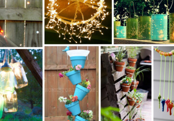 13 DIY Outdoor Garden Ideas for Spring - DIY Outdoor Garden Ideas for Spring, DIY Outdoor Garden, diy outdoor, diy garden projects, diy garden