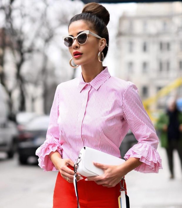 15 Cute Spring Work Outfit Ideas 2018