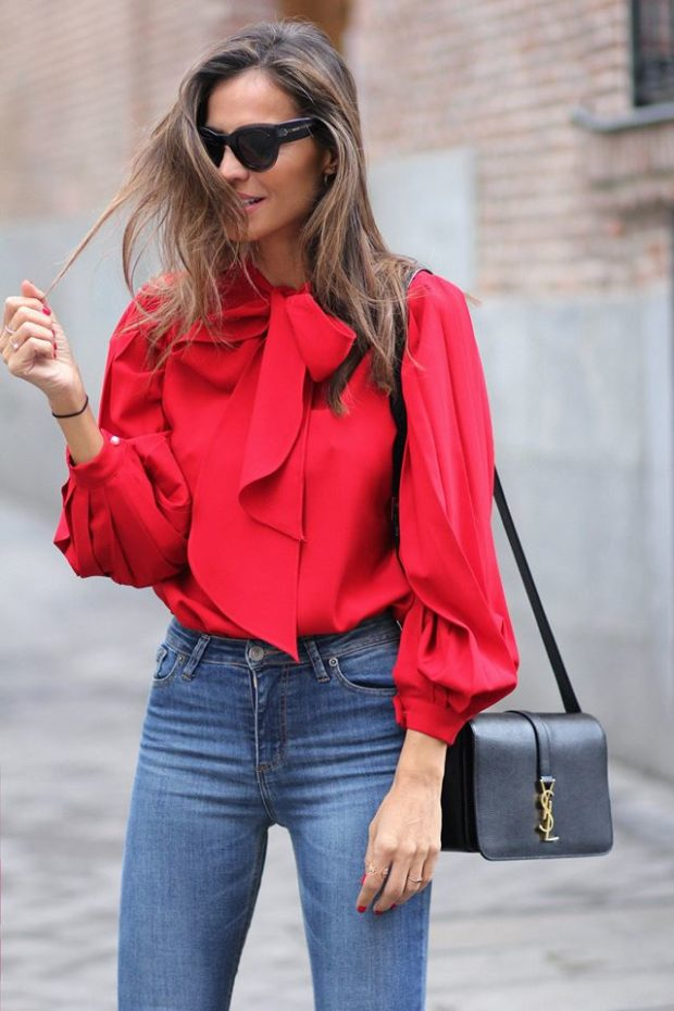 Spring Shirt Trends for Spring 2018  15 Stylish Outfit Ideas