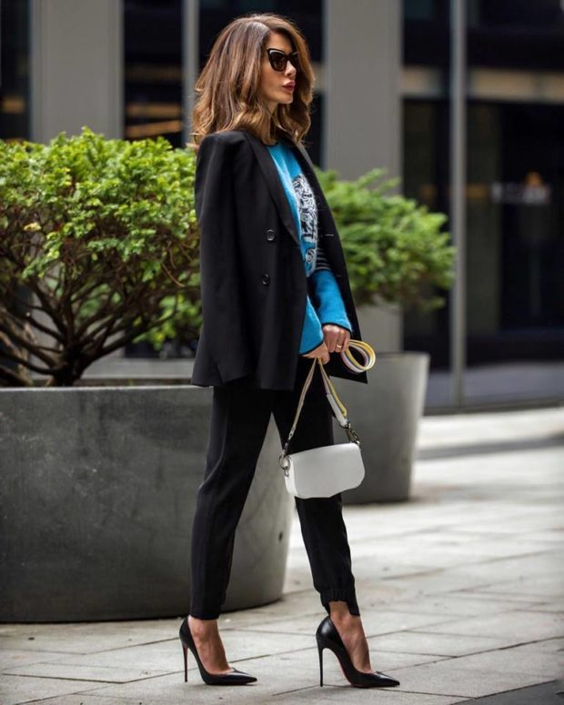 Power Dressing Ideas How to Pull Off the Girl Boss Look  16 Suit Outfit Ideas