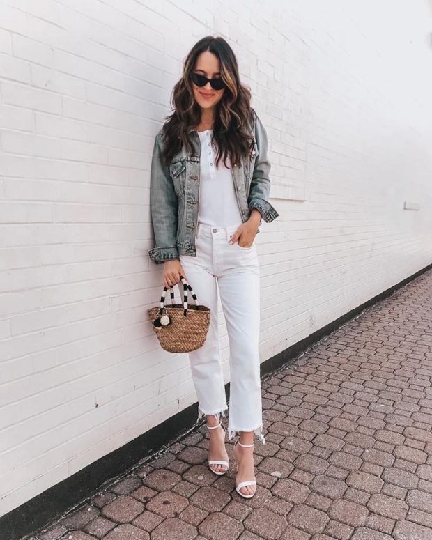 16 Cute Spring Outfit Ideas to Copy This Season