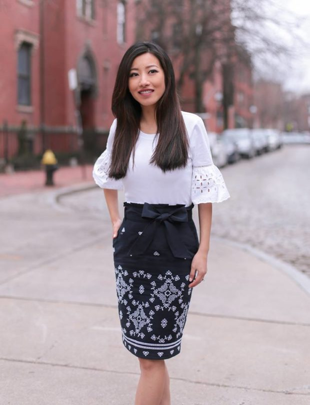 15 Cute Trendy Skirts For Spring 2018