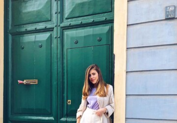 High-Waisted Pants are Spring 2018 Must-Have- 17 Stylish Outfit Ideas - spring pants, spring outfit ideas, Pants Trends, pants, High-Waisted Pants Spring Outfits, High-Waisted Pants are Spring 2018 Must-Have, High-Waisted Pants