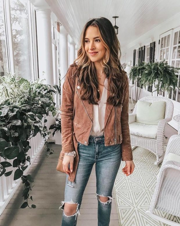 20 Cute Outfit Ideas For April 2018